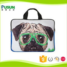 Most popular 15 15.6 inch neoprene laptop sleeve bag with handle