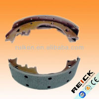 European Japanese Korea DRUM BRAKE SHOE rivet
