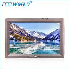 7 inch Aluminum Design 1920x1200 full hd HDMI 3G-SDI portable led ips monitor