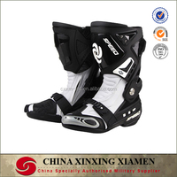 2016 NEW PRO Factory Outlet Multipurpose Protective TPU Microfiber Leather Motorcycle Racing Motocross MX BMX Boots
