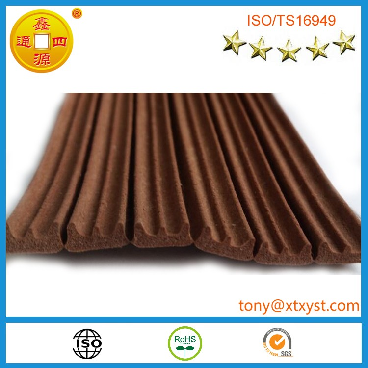 epdm foam closed cell strip