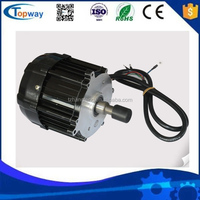 Electric tricycle Brushless DC motor 48v 900w loading 700kg passenger