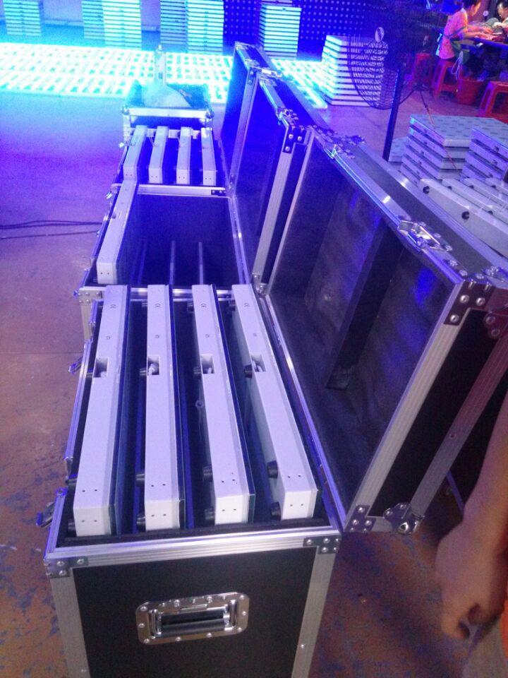 Caliente clásico baile LED Digital light led dance floor-Luces de ...