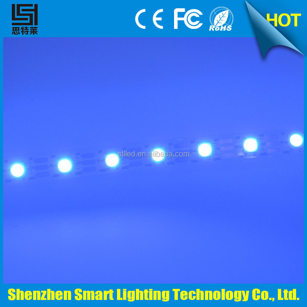 SK6812 IP65 IP20 5050 RGBW RGBCW LED Strip Light Addressable 5V 30 /60LED/<strong>M</strong>