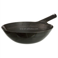 cast iron wok with good quality