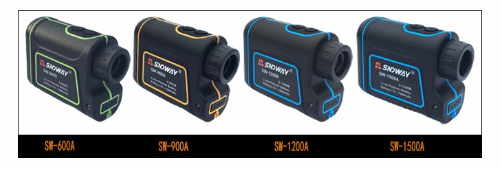 1200m distance meter for golf 1200m rangefinder for hunting 1200m laser distance meter telescope