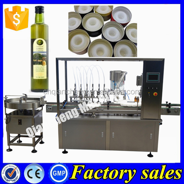 Hot sale filling machines for olive oil,500ml filling production line