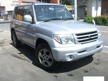 2003 MITSUBISHI Pajero iO /A-H77W/ Used car From Japan / ( 100607141346 )