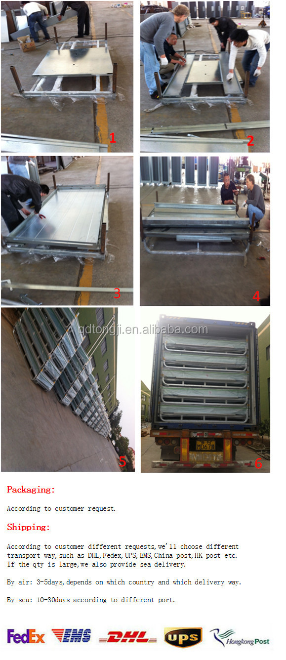 sheet metal box/cabinet/case fabrication factory