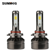 replacement Xenon HID kit H4 40W High/Low beam Car H4 LED Headlight Bulbs 4300k,6000k,6500k