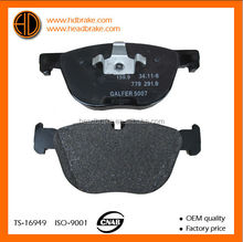 34116778403 Brake Pads for BMW X5