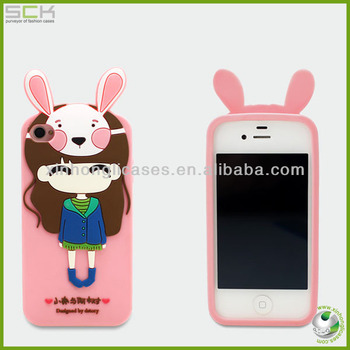 Silicon Case for iphone 4s