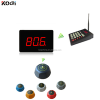 Wireless Guest Paging Order Service For