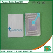 Boshine high sensitive magnetic eas RF sticker mailing label