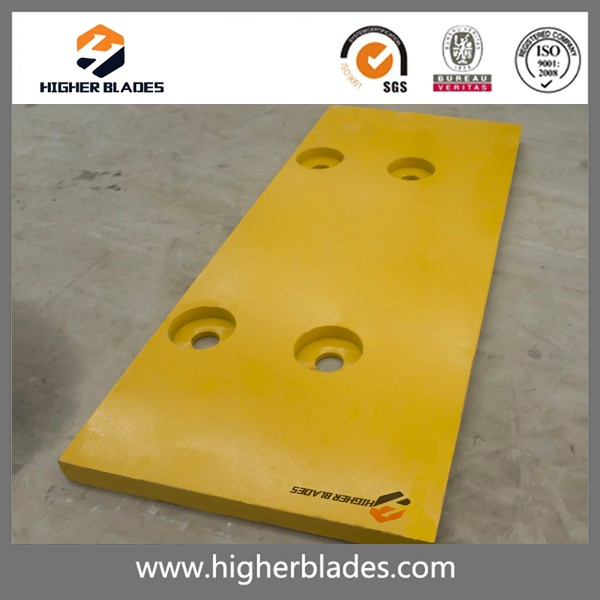 Loader parts bucket weld on through hardened cutting edge manufacturer chnia
