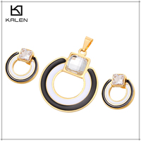 joyas en acero inoxidable import jewelry from china factory 316l stainless steel jewelry