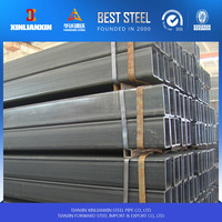 high quality pre galvanized square hollow section stocking quality