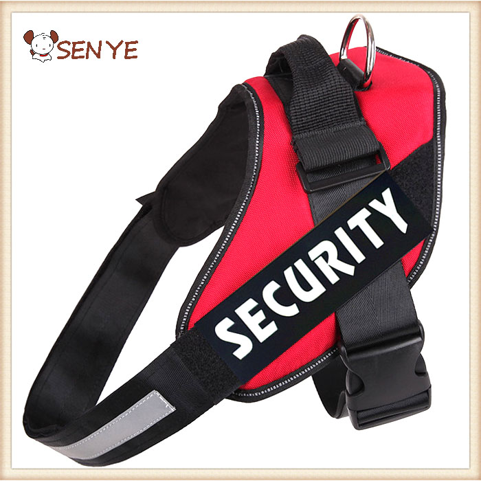Heavy Duty XXL Nylon Dog Pet Harness Padded Soft Extra security Big Large Medium Small dog harness manufacturers