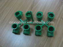 High precision plastic injection PVC pipe fitting mould