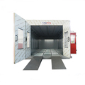 Hot sale Aibaba China CE approved automatic water type spray booth for painting cars LY-W500