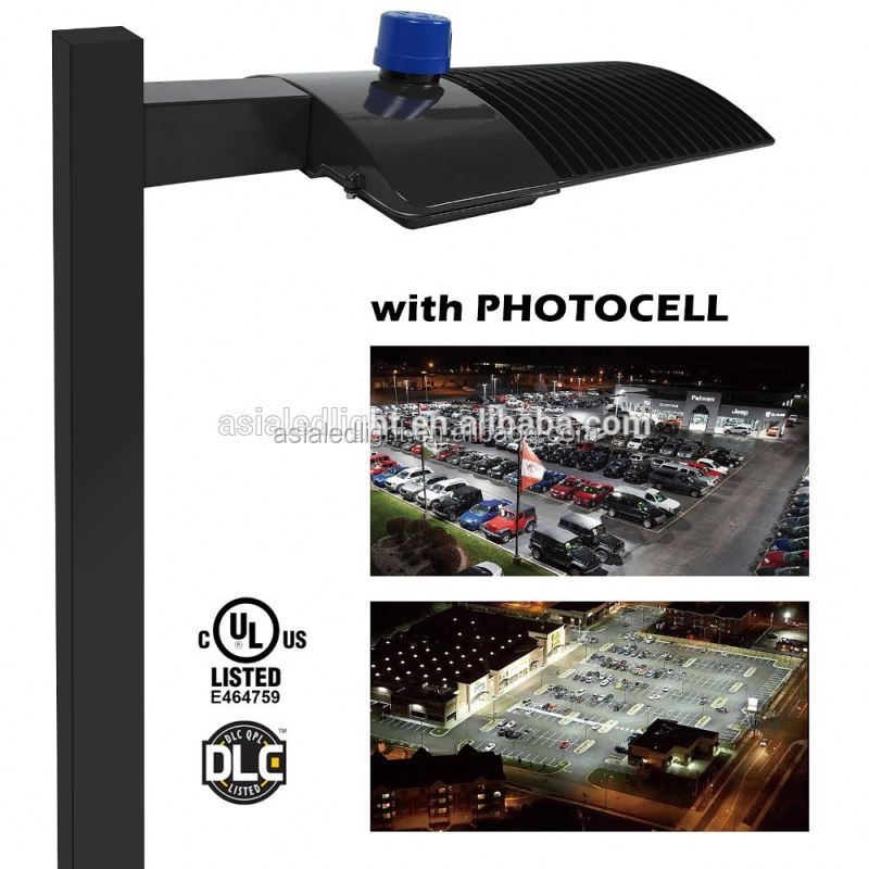 Pole Mount Light Gas Station Shoebox Light led 120w with DLC UL listed