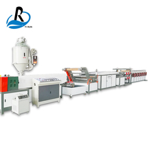 New Condition PP/PE Twine Baler Split Net Tape Plastic Extrusion Tearing Film Machine Production Line