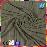 crepe satin stripe chiffon fabric