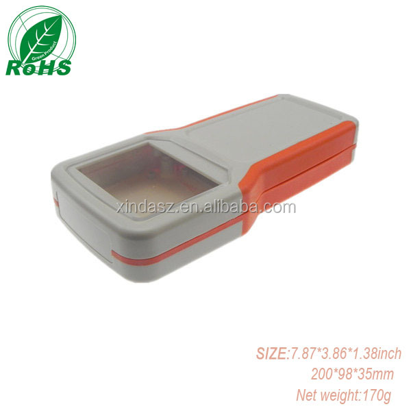 40x28x23mm DIY Portable Handheld Plastic Box Enclosure For Electronic Device