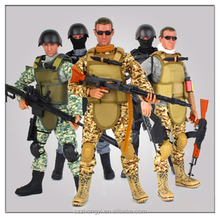 2014 China Supplier hot new products force soldiers action figurine toy,wholesale force soldiers