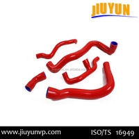 Silicone Hose For MITSUBISHI ECLIPSE 1G DSM 4G63T 90-94 MANNUAL Radiator Hose