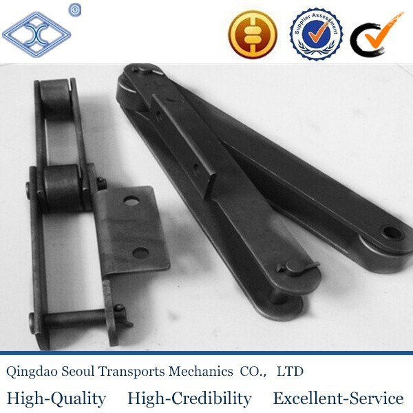 ISO standard long pitch 450mm RF52450 RF series large roller conveyor chain