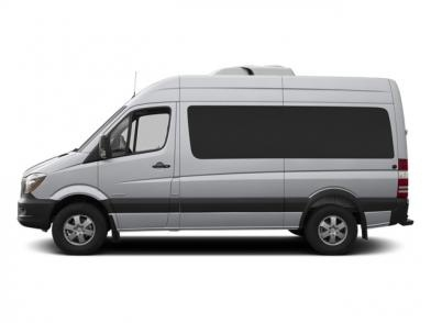 2015 Mercedes Benz Sprinter Van 2500