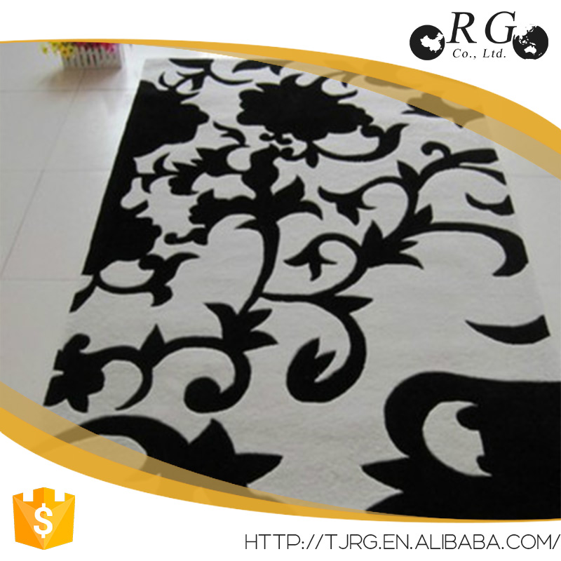 customized large size silk mexican rugs for wholesale