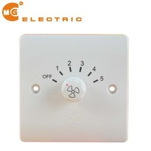 5 step 2 way ceiling fan wall switch speed control dimmer switch