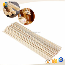 Natural white fragrance reed diffuser sticks rattan reeds