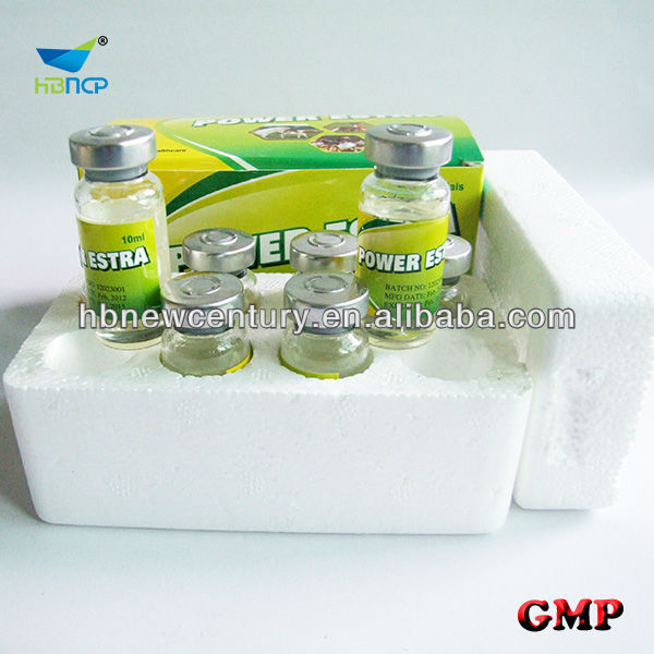 animal hormones 0.2% estradiol benzoate injection
