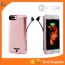 Wholesale External External Recharger phone case Charger Backup Battery multi-purpose power bank