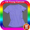 china oem factory in Nanchang gym t shirt yoga clothing wholesale sports t shirts custom yoga wear