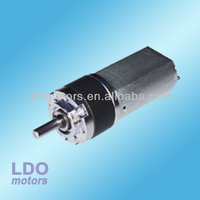 22mm 24v micro dc planetary geared motor