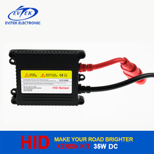 Car accessory Low Price Super Slim 12V DC HID Electronic Ballast