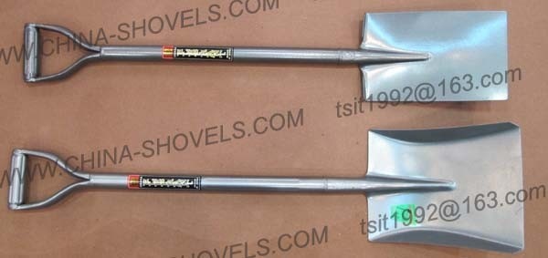 all types of steel handle shovel