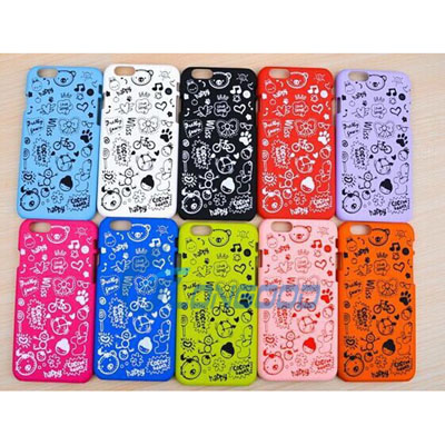 Brand New Small Magic Fairy Back Case Cover Skin for iphone 6 4.7""