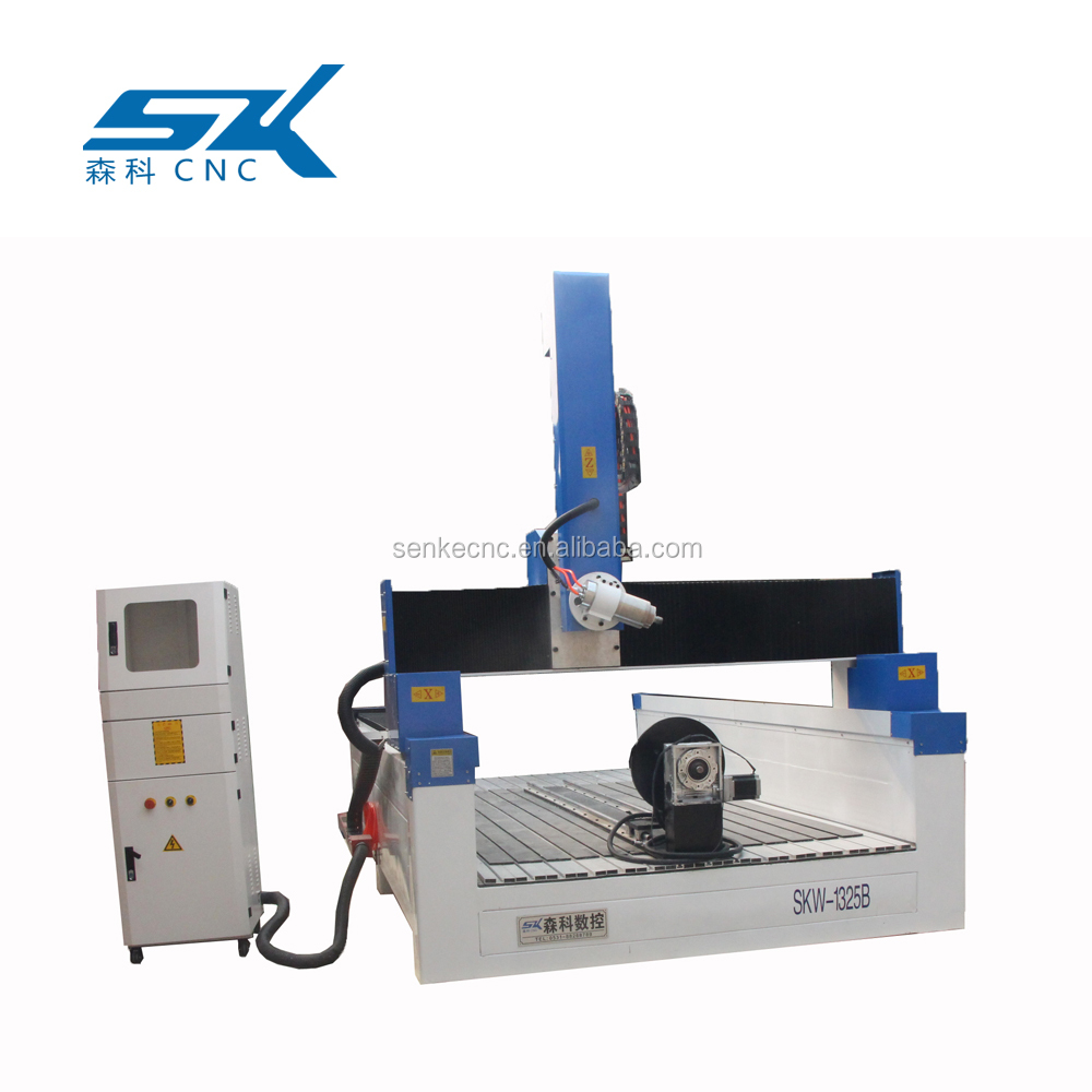 4 Axis 5 Axis cnc woodworking engraving machine high <strong>z</strong> axis wood router Foam EPS 1325 180 degree swing head