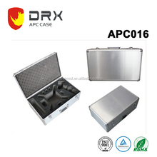 Embossing aluminum briefcase with Lock