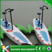 one or double person waterbird water bike/water pedal bike for sale