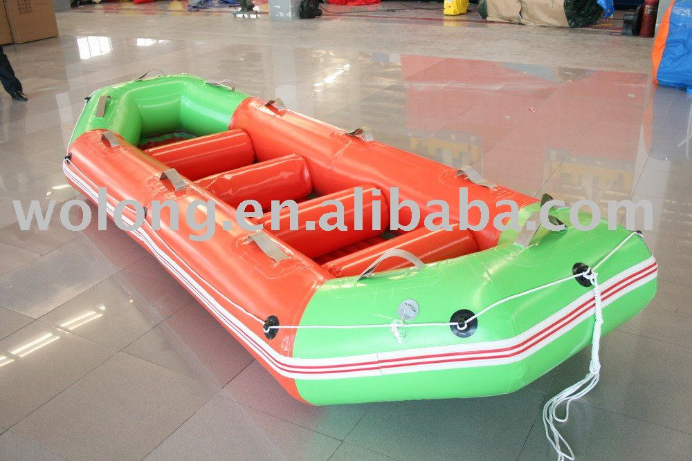 Inflatable Amusement Boat