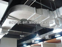 central heating parts air duct /phenolic foam board