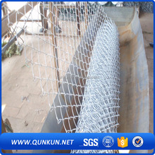 Hot Sales Galvanized and PVC Chain Link Fence manufacturer
