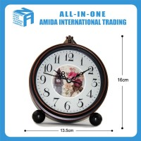 China Factory Wholesale Clock Table