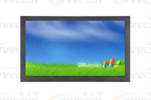 46 inch industrial lcd monitor with embedded mount
